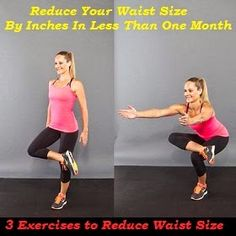 Reduce Your Waist Size By Inches In Less Than One Month