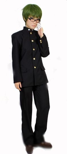 Midorima Shintaro Cosplay Costume Kuroko's Basketball Us6 -- Read more reviews of the product by visiting the link on the image.