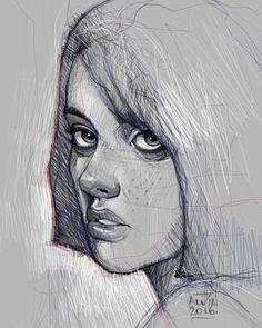 Alvin Chong - Quick random sketch...