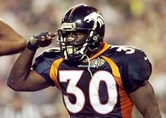 Terrell Davis - Broncos