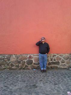 La oficina en Malinalco