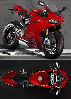 DUCATI 1199 Panigale Please
