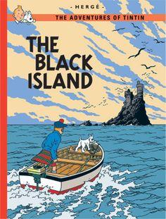 Herge - The Black Island