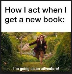 I need a new adventure!