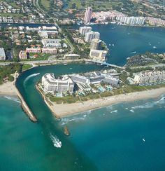 Boca beach club and resort by LoganRB, via Flickr