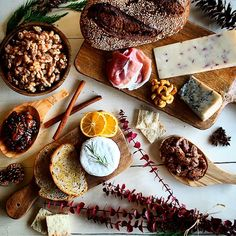 Appetizer Spread. Lots of recipes including: mandarin orange & dried fruit marmalade + candied nuts…