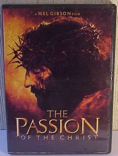 The Passion of The Christ - Full Screen version DVD-last 12 hours of Jesus life