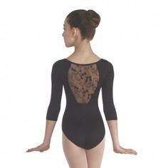 Maillot Niña Ballet Exclusivo Bloch - CL7906 Lierre de manga larga. Ballet Fashion, Pattern Drafting, Dance Wear, Bodysuits, Leotards, Swimsuits, Spandex, Flat, How To Wear