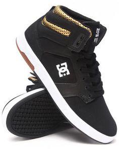 DC | Nyjah Hi Sneakers. Get it at DrJays.com