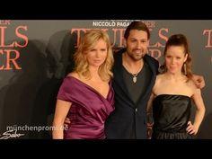 Der Teufelsgeiger Premiere mit David Garrett in München 24.10.2013 - YouTube