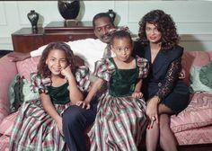 Beyoncé Solange Tina & Mathew Knowles