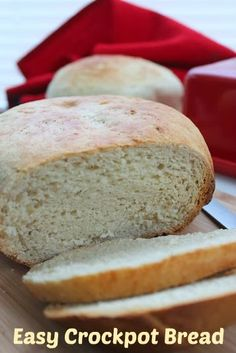 Trying this today.  msg  Easy #Crockpot bread ready in just 6 steps!
