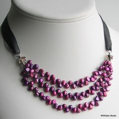 modern take on the pearly multi-strand