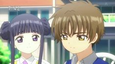 Cardcaptor Sakura Clear Card: something in the past Anime Sakura, Manga Anime, Anime Mermaid, Magic Knight Rayearth, Haruhi Suzumiya, Card Captor, Clear Card, Cardcaptor Sakura, Boruto