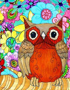Hello Hoot Owl