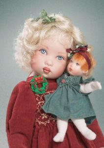 Kish and Company :: Bethany and Her Doll