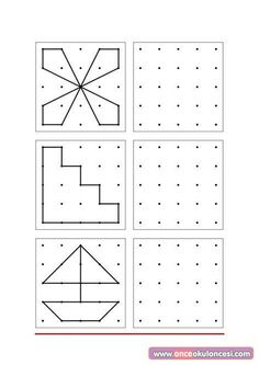 australian animals tracing lines activity Visual Motor Activities, Visual Perceptual Activities, Preschool Activities, Symmetry Worksheets, Preschool Worksheets, Geo Board, Pre Writing, Kids Education, Kids And Parenting