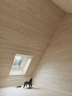 Bauen mit Holz - Was Dir die Natur beim Hausbau alles bieten kann | - by Bernardo Bader