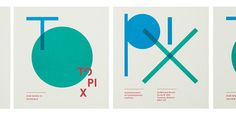 Blok Design: Topix Identity and Collateral