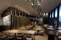Barbecoa restaurant by Design Research Studio, London – UK