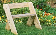 Build a Leopold Bench
