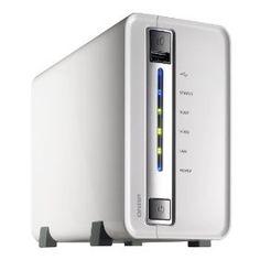 QNAP TS-210 2-Bay Desktop Network Attached Storage