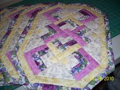 Placemats, Lovers Knot - My Quilt Place