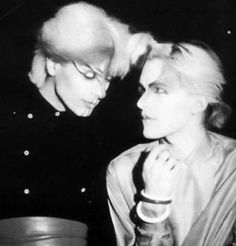 1980 Mick & David