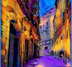 JERUSALEM STREET BY ALEKS RO. Dynamic Auto Painter is a sophisticated set of digital brushes and controls allowing creation of paintings based on reference photos. With the right skill these digital paintings and those of traditional media are indistinguishable. Now scroll through Pinterest pins of high quality Dynamic Auto Painter artwork and see if you are not impressed with digital paintings. SEE MORE DIGITAL PAINTING AS ART NOW.... https://richard-neuman-artist.com/works