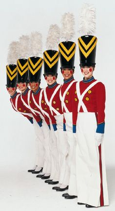 TOY SOLDIERS DANCING - Google Search