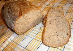 Konečne som sa dostala aj k zarobeniu chlebového cesta pivom. Bolo zrazu doma, muž doma nebol, tak som si zobrala a zamiesila s ním. ... How To Make Bread, Bread Making, Food, Baking, How To Bake Bread, Essen, Meals, Yemek, Eten