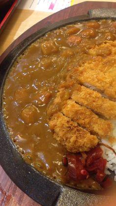 #iberian pork katsu curry