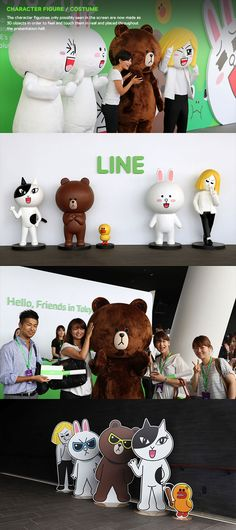 2013 Tokyo LINE Conference on Behance