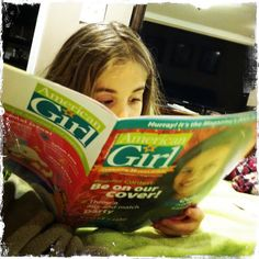 American Girl Doll Magazine Cover Contest