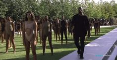Kanye West's Newest Fashion Show Was a Big WTF - www.BandRumors.com