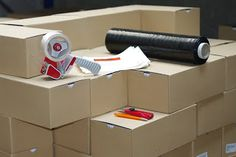 Stephen's Packaging Blog: How to package items you sell online