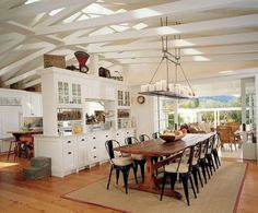 open, bright and perfect kitchen!