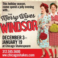 the merry wives of windsor chicago shakespeare theater - Google Search
