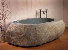 Unique Natural Bathtub