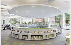 Deanwood Community Center and Library | Project | Architype