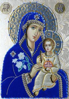 Mother of God the Unfading Bloom http://catalog.obitel-minsk.com/iom-05-mother-of-god-the-unfading-bloom.html #Orthodox #Icons - #OrthodoxIcons - #Eastern #Orthodoxy, #Theotokos, #VirginMary, #Miracle, #Blessed #Faith