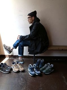 New Balance M991, I think I need to invest in a pair of these sneakers.