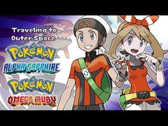Pokemon Omega Ruby/Alpha Sapphire - Traveling to Space Music (HQ) - http://www.nopasc.org/pokemon-omega-rubyalpha-sapphire-traveling-to-space-music-hq/