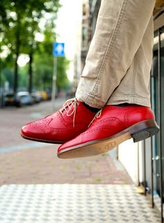 O'Quirey Berlino | Red | Size 37-50