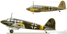 Siebel Fh 104 Hallore.