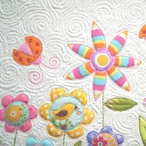 Free Motion Quilting on Home Machine