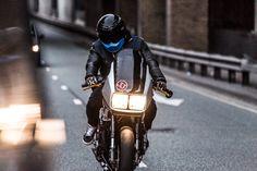 S.K.O.N. Honda CBX Motorcycle Tips, Retro Motorcycle, Motorcycle Paint, Classic Motorcycle, Honda Motorcycles, Cars And Motorcycles, Honda Cbx, Custom Trikes, Bmw K100