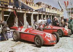 1951 GP Niemiec (Nurburgring) Alfa Romeo 159
