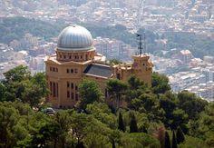 Fabra Observatory.