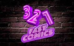 Manaós Sa Ltda: 321: Fast Comics - Uma excelente iniciativa de Qua...